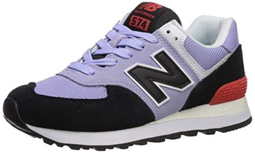 New Balance Damen 574v2 Sneaker, Violett (Purple Purple), 40 EU