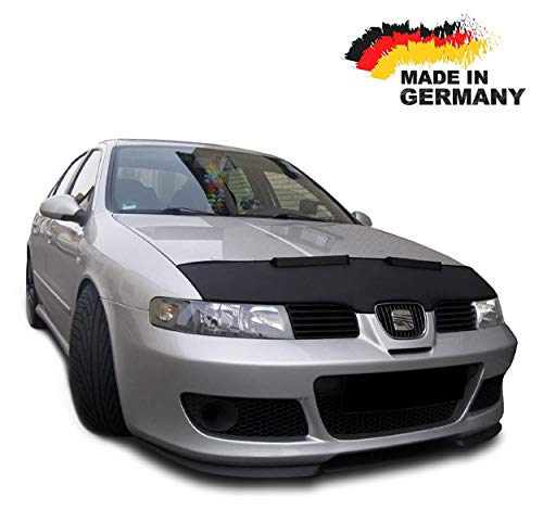 Black-Bull kompatibel mit Haubenbra Seat Leon 1 Toledo 1M Steinschlagschutz TUNING