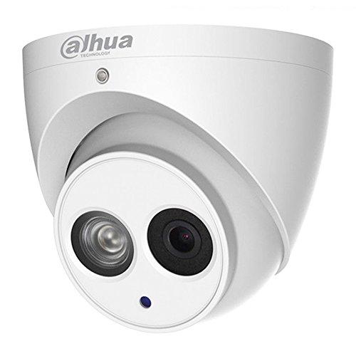 Dahua 6MP Cámara IP IPC-HDW4631C-A 2,8 mm Lente Fija PoE Cámara con Micro reemplazo Integrado IPC-HDW4431C-A ONVIF (Soporte de Montaje: B07F83G897)