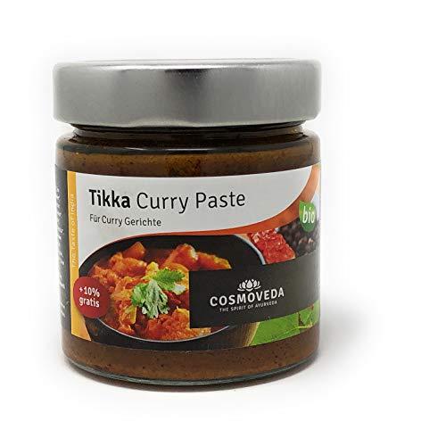 BIO Tikka Curry Paste 160 g