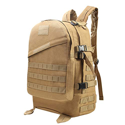 JYKING 35L Tactical Backpack Water Resistant Army Backpack Military Rucksack with Detachable Pouch for Outdoor Hiking Camping Trekking Hunting 51.0 cm * 38.0 cm * 5.8 cm