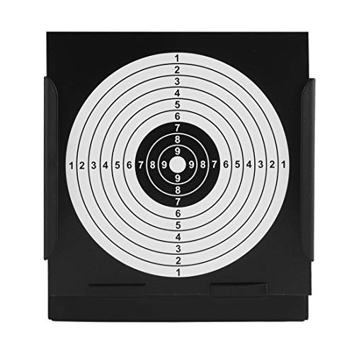 PP-NEST Paper Targets Card for Rifle Pistol Shooting Practice 100 pcs 14 x 14 cm CJ/BZ-01