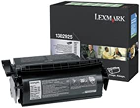 Original Lexmark 1382925 Toner (black, approx. 17,600 pages) for 4059; Optra S 1250, 1255, 1620, 1625, 1650, 1855, 2420, 2450, 2455