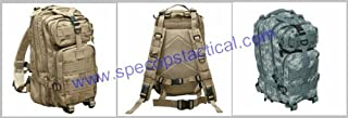 Condor Medium Style Assault Pack w/ Molle - Coyote Brown