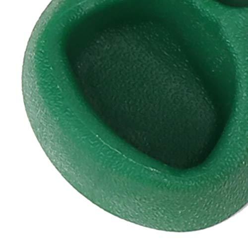 Shipenophy Asas de Escalada Puños de Pared Grandes Multicolores Accesorios de Seguridad para Exteriores Antideslizante para Escalada en Roca para Trabajar en Altura(Large Size 10 Packs)