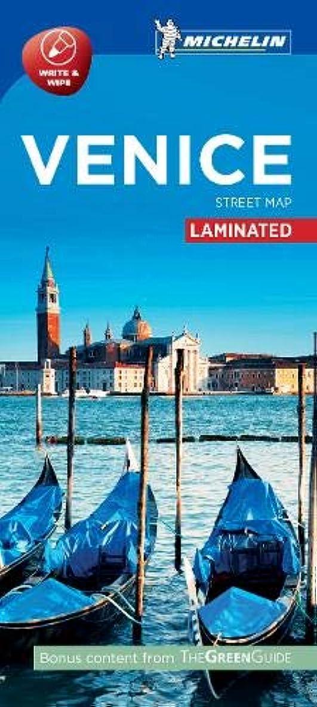 Michelin Venice City Map - Laminated (Michelin Street Map)