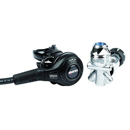 Mares Regulator Abyss 22 Navy II INT