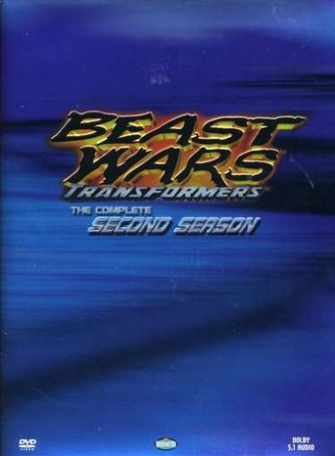 Beast Wars Transformers: Complete Second Season [Import USA Zone 1]