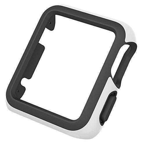 Speck-Custodia per iPhone-42 mm, Colore: Bianco/Nero