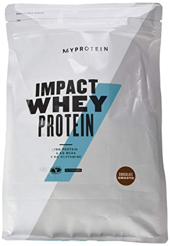 Myprotein Impact Whey Protein Chocolate Smooth 1000g