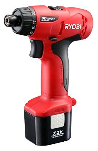 リョービ(RYOBI) 充電式ドライバドリル BD-7210KT 647536A