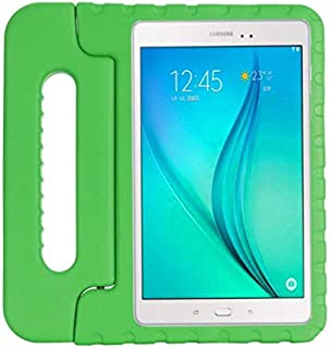 Case for Samsung galaxy Tab A 8.0inch 2019 T290 T295 hand-held Shock Proof EVA full body cover Handle stand case for kid -...