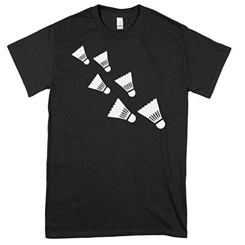 Badminton Shuttlecocks Classic Guys Unisex Tee Design Shirts Soft Women Unique Tees Art Tee 80S The Best T-Shirt