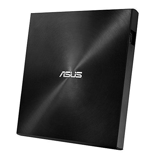 ASUS外付けDVDドライブバスパワー/ポータブル/Win&Mac/M-DISC2枚付属/USB2.0(USB3.0搭載PCでも利用可)/ブラックSDRW-08U7M-U/BLK/G/AS/P2G