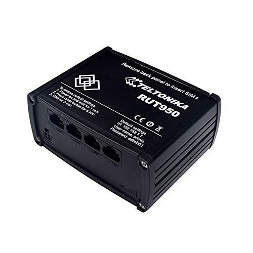 Teltonika RUT500-I Router wireless 3G HSPA+, quattro porte Ether