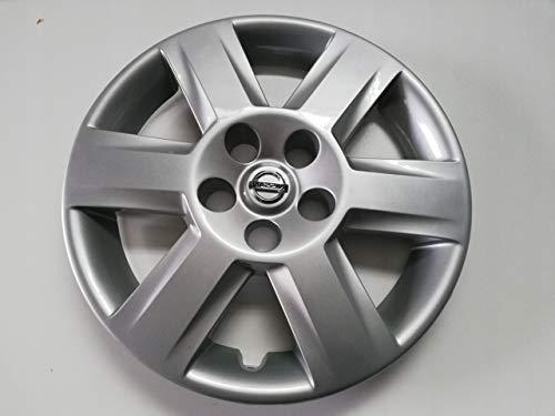 Tapacubo embellecedor rueda Original Nissan Qashqai 2007, 16 'Llanta