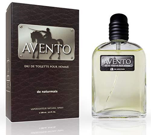 Avento Eau De Parfum Intense 100 ml. Compatibile con Aventus Creed Uomo, Profumi Equivalenti Uomo