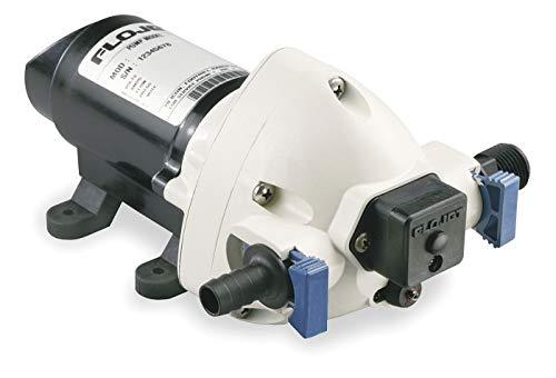 Flojet Membran R3526144A Automatisch Trinkbare Wasserpumpe, Spannung: 12 VDC, Polypropylen