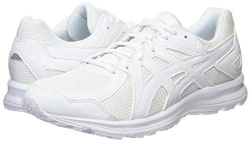 [アシックス]ランニングシューズJOG1002ホワイト/ホワイト22.0cm3E
