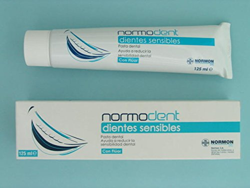 Normodent Toothpastes - Na - 125 ml