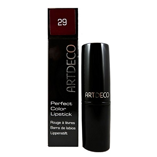 Artdeco Perfect Color Lipstick unisex, Lippenstift, farbe: 29 black cherry queen, 1er Pack (1 x 4 g)