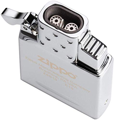 Zippo Butane Gas Insert-Single Flame Lighter Torch-Empty-2006814-Zippo Gaseinsätze, Metall, Silber, S