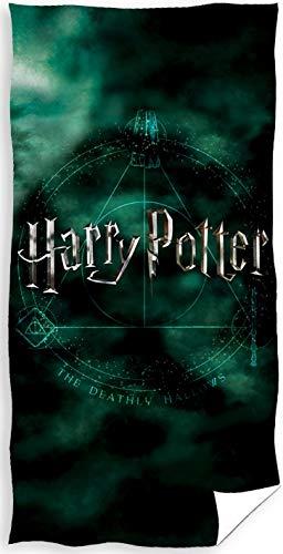 TEXTIL TARRAGO Toalla Playa Harry Potter 70x140 cm