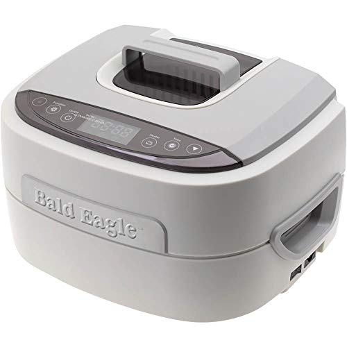 Bald Eagle BE1164 - Ultrasonic Cleaner, 2.5 Liter