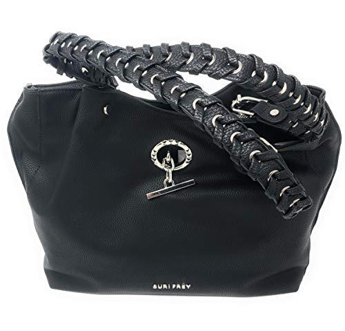 SURI FREY Cityshopper Tasche Shirley groß schwarz -