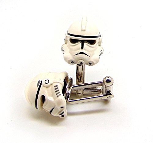 Manschettenknöpfe Lego Star Wars Storm Trooper