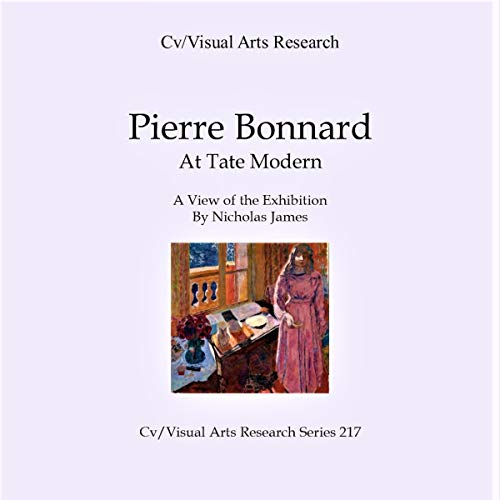 Pierre Bonnard at Tate Modern audiobook cover art