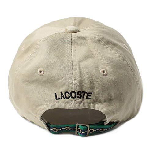LACOSTE(ラコステ)『ロゴキャップ(L3482)』