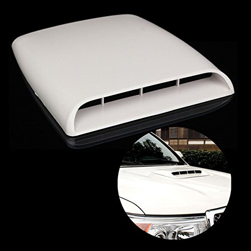 Cubierta KaTur de entrada aire para poner en el capó del coche, decoración de ajuste universal