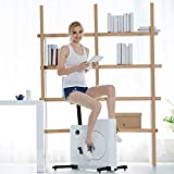 AAGYJ Bicicleta estática de Lujo, Bicicleta de Ciclismo Interior Magnetron, Manos Libres, Bicicletas estáticas, diseño silencioso, vehículo de musculación para Entrenamiento Cardiovascular en casa