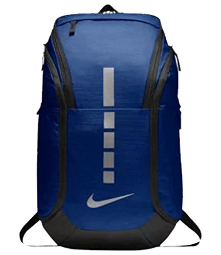 Nike Hoops Elite Pro Backpack GAME ROYAL/BLACK/MTLC COOL GREY