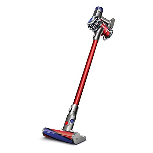 Dyson V6 Absolute Cordless Stick Vacuum Cleaner, With the Soft Roller and Direct Drive Attachments