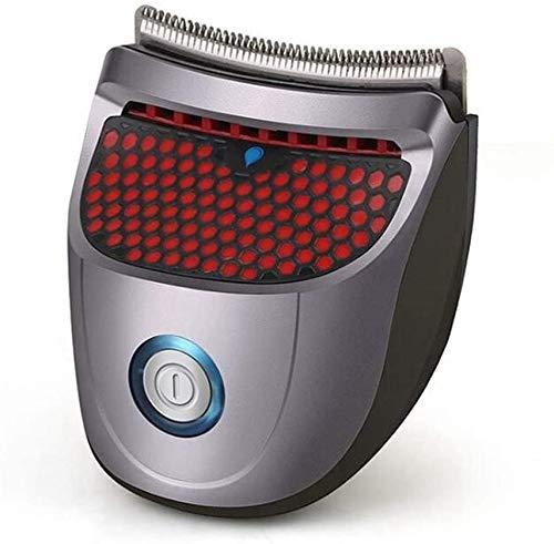 Tondeuse À Cheveux Électrique Portatif Sans Fil Mini Tondeuse Barbe Rasoir Rasoir Professionnel Tondeuse Rasage Machine 9 Combs