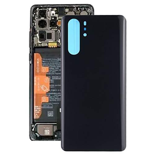 un known Accesorios Electrónicos Tapa Trasera de la batería para Huawei P30 Pro Accesorio (Color : Black)