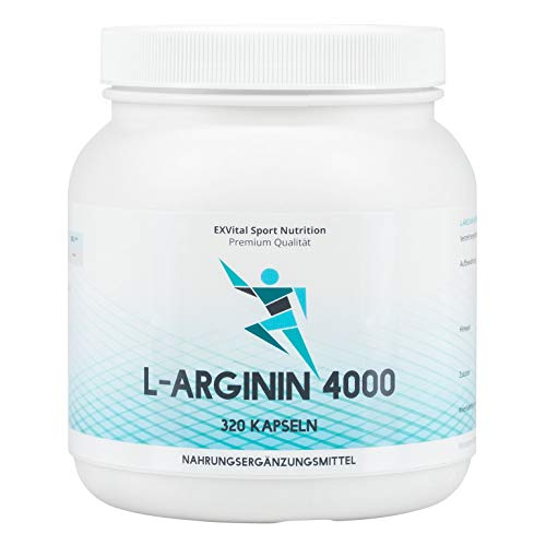 EXVital -   L-Arginin 4000
