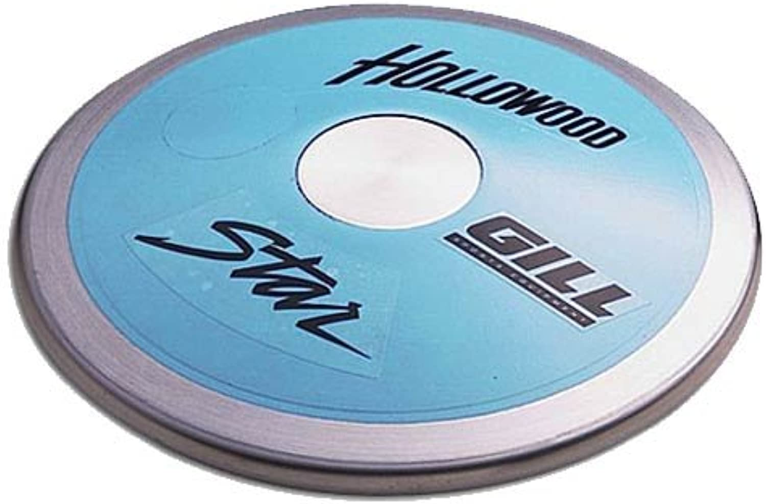 Gill Athletics Hollywood Star Discus, 1.6kg