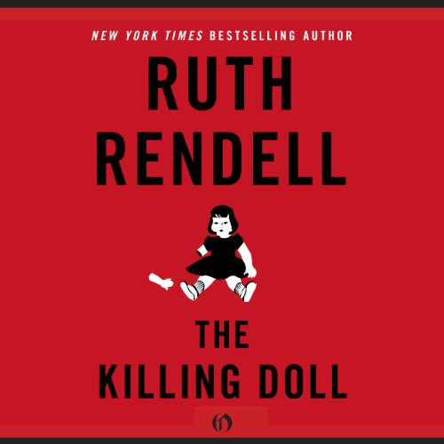 The Killing Doll audiobook cover art