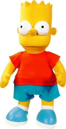 United Labels 1000364 Los Simpson - Peluche de Bart (80 cm)