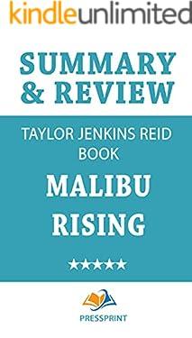 Summary & Review of Taylor Jenkins Reid book: Malibu Rising
