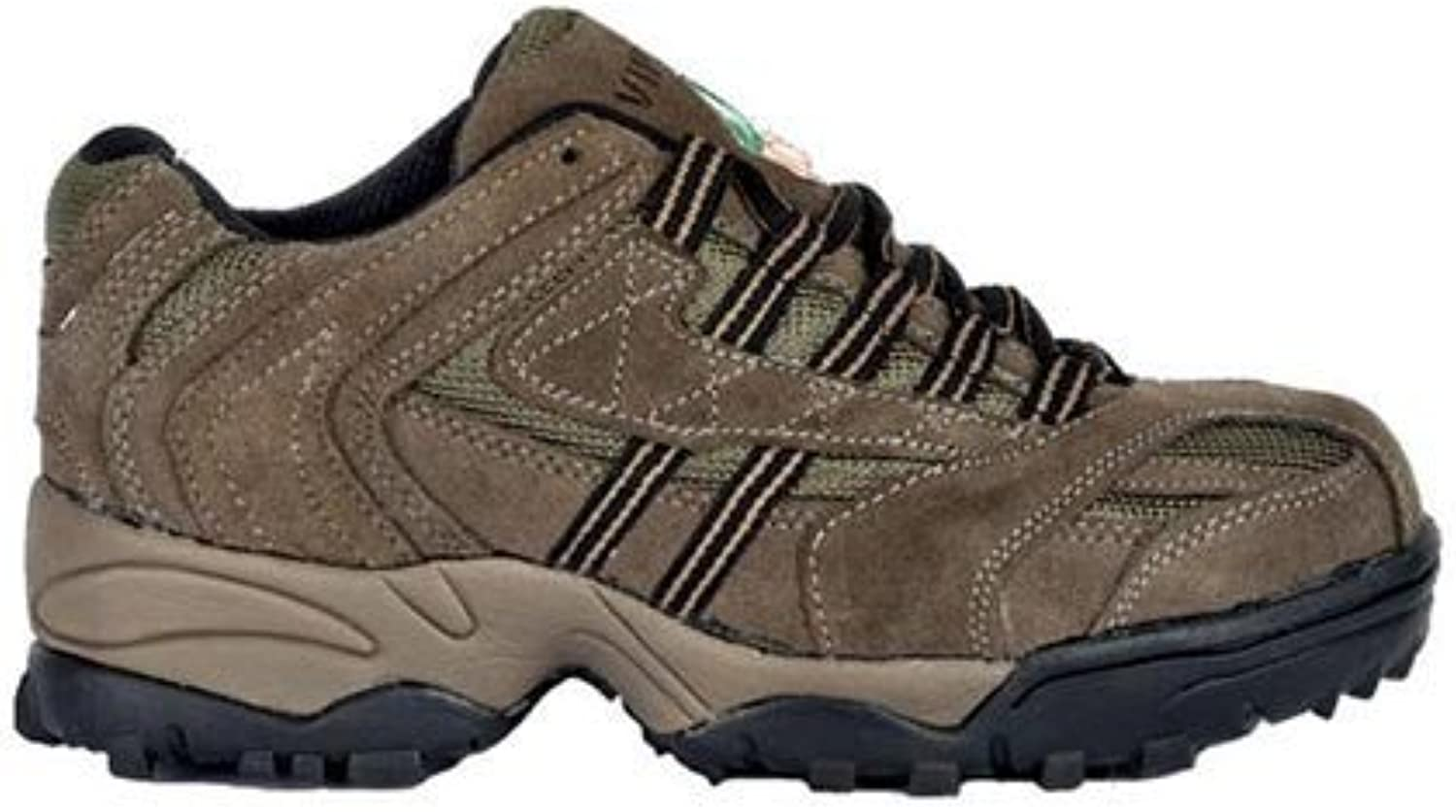 Viper shoes HOLLEY SIZE EE - WOMAN LOW CUT SAFETY WORK HIKER 9513 Brown