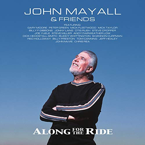 John Mayall & Friends - Along for the Ride (Limited 2LP+CD) [Vinyl LP]