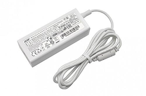 Acer AC-adapter 45 Watt white original Aspire R14 (R5-431T) series