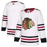 adidas Chicago Blackhawks Adizero NHL Authentic Pro Road Jersey (60 (XXXL))