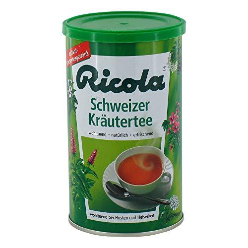 Ricola Schweizer Kräutertee Instant-Kräuterteezubereitung, 200 g Tee