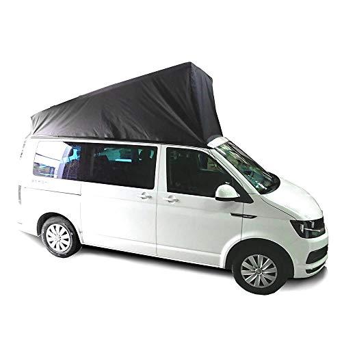 FoxxCap anthrazit kompatibel mit VW T5 T6 für Aufstelldach Wetterschutzhaube Mütze Calicap Wintercamping