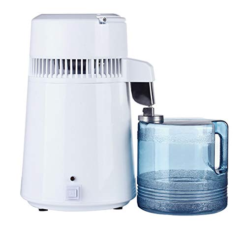 750W Wasser Distiller-Maschine 1,1 Gallon / 4 L Edelstahl Destilliertes Wasser Maschine Mit Sammelflasche Water Purifier To Make Clean Water for Home Use,220v